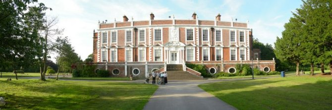 Croxteth country house