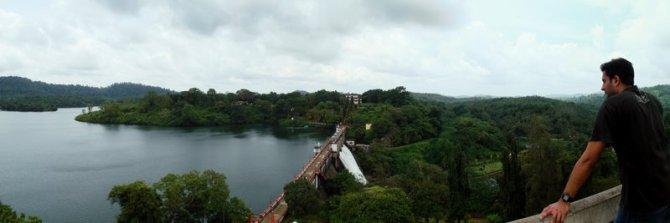 Peechi Dam, India