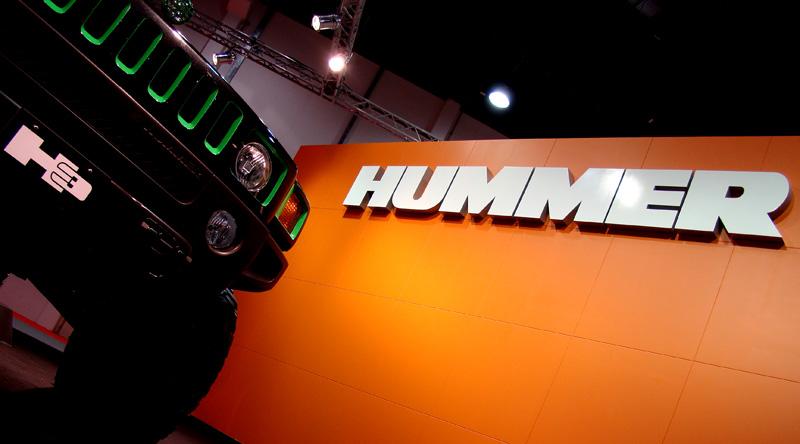 hummer stall