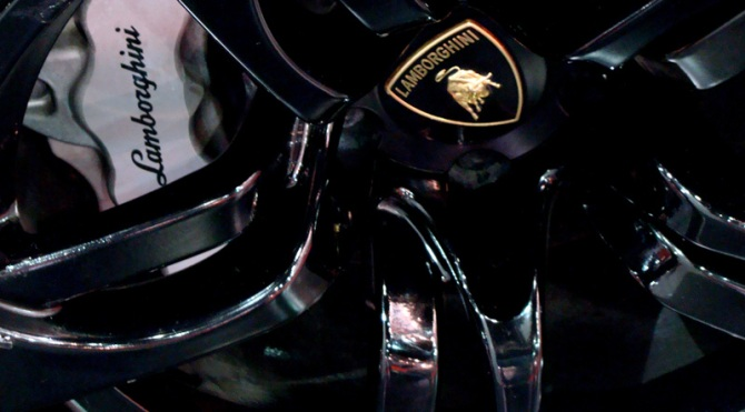 Lamborghini Alloy