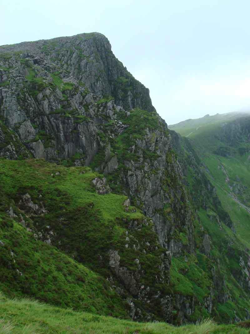 Top of Cader Idris