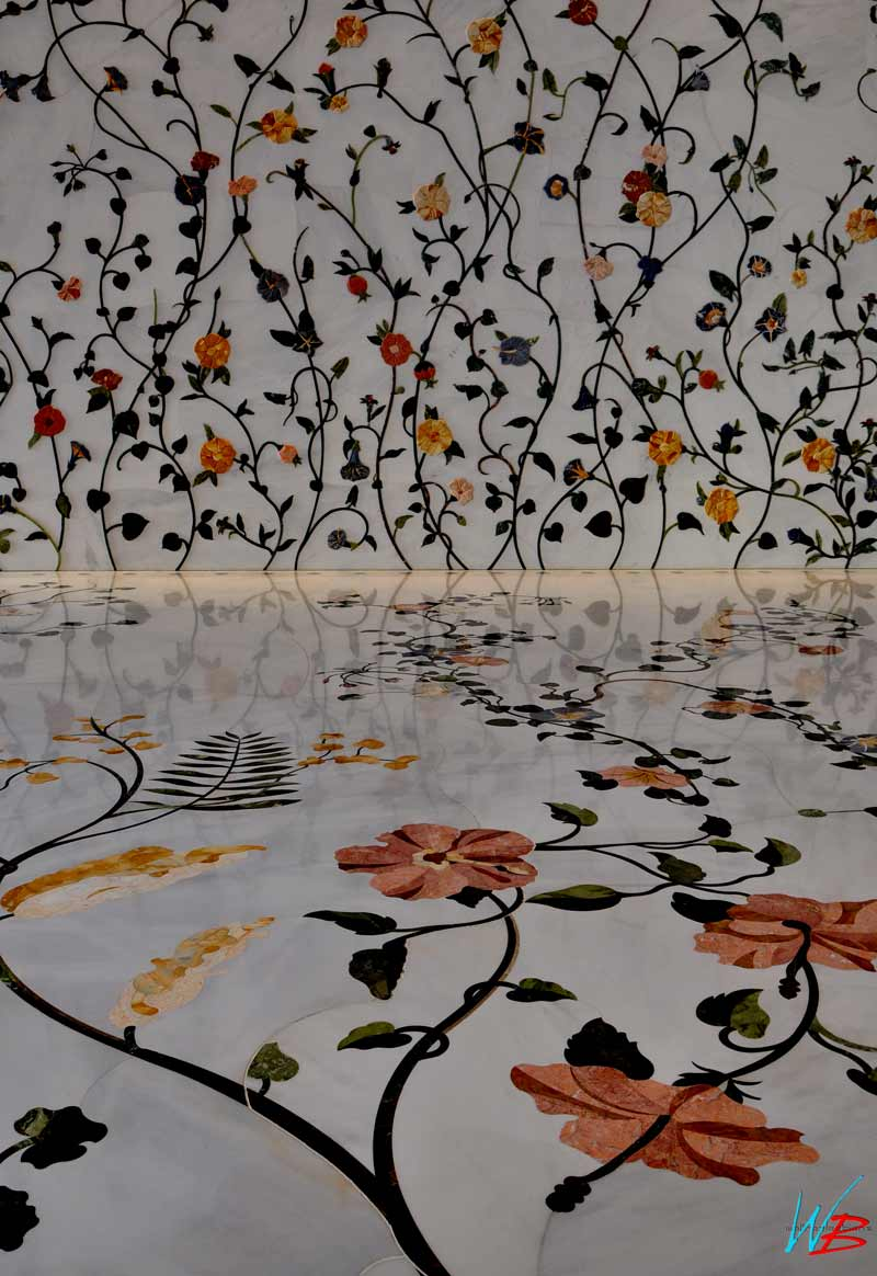 Floral Floor