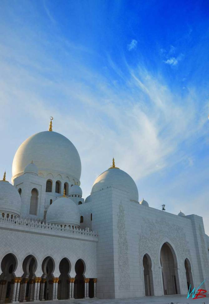 Sheikh Zayed Mosque-Main