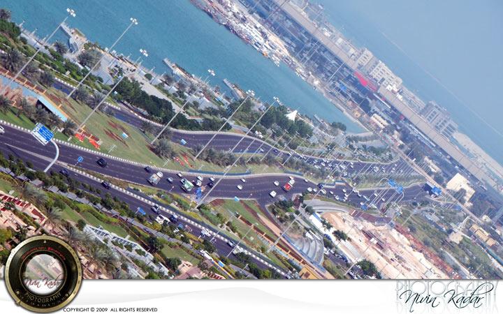 Corniche-road