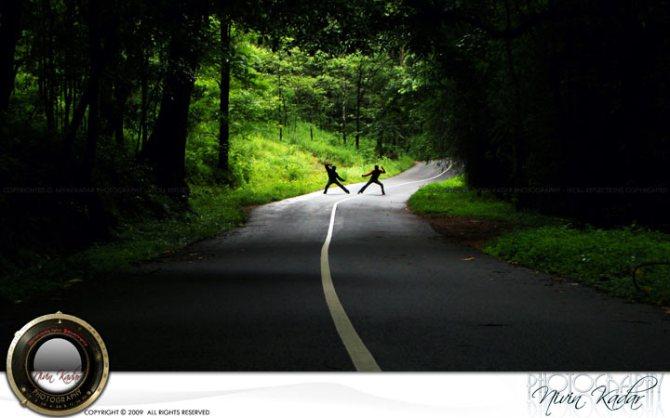 Ninja-road
