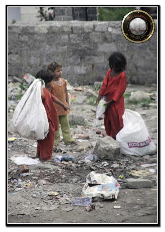 Slum-kids