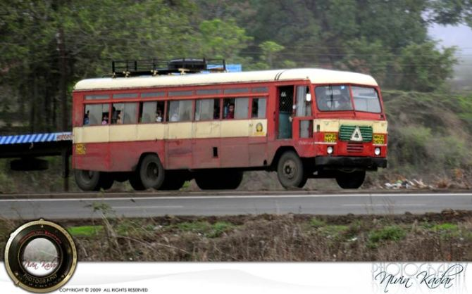 Transport-bus