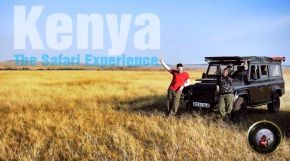 Travelogue : Kenya - The Safari Experience
