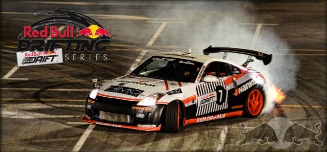 Red Bull Car Park Drift Series