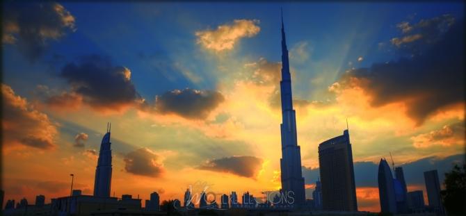 Burj-khalifa-skyline